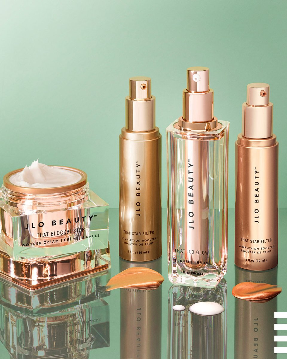 Let's get loud for that JLo glow 🎶🎤 @jlo's skincare essentials all feature the @jlobeauty Olive Complex that delivers next-level hydration and superstar-worthy radiance ✨Uniquely at Sephora.
