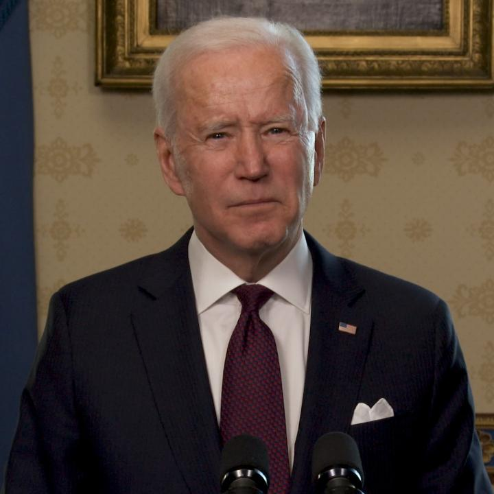 """""""Let's remember those who came before us as a bridge to our history so we don't forget its pain, and as a bridge to our future so we never lose hope."""" — President Biden marking the 56th anniversary of Bloody Sunday"""