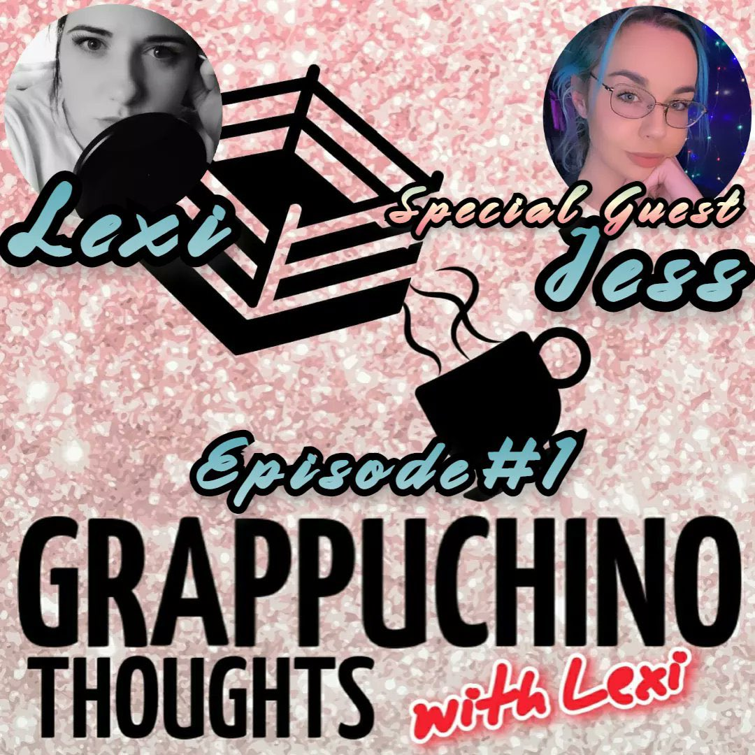 #PodcastRecommendations  Checkout the debut episode of @grappuchino as 'The Prin of the @TurnbuckleArms' talks to the awesome @WatchesJess  ➡️   #wrestling #WrestlingCommunity #wrestlingtwitter #podcasting #YouTube #aew #AEWRevolution
