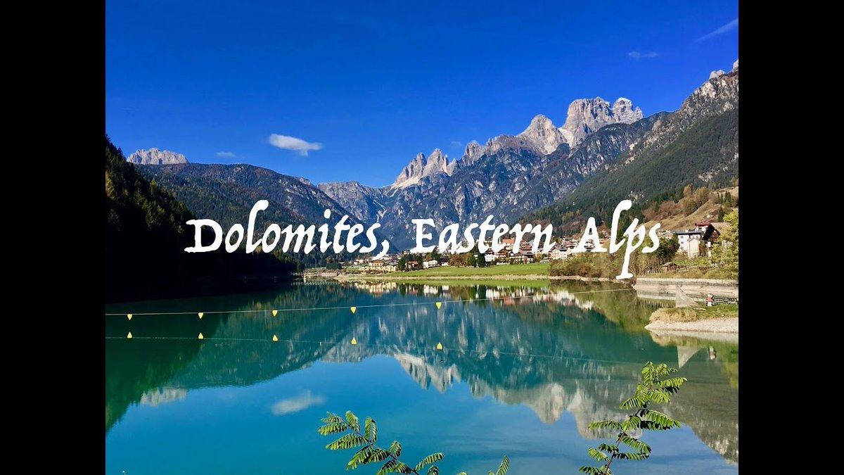 Braving the Italian #Dolomites     #travel #lookatourworld #travelbloging #travelbloggers #Alps #Italy