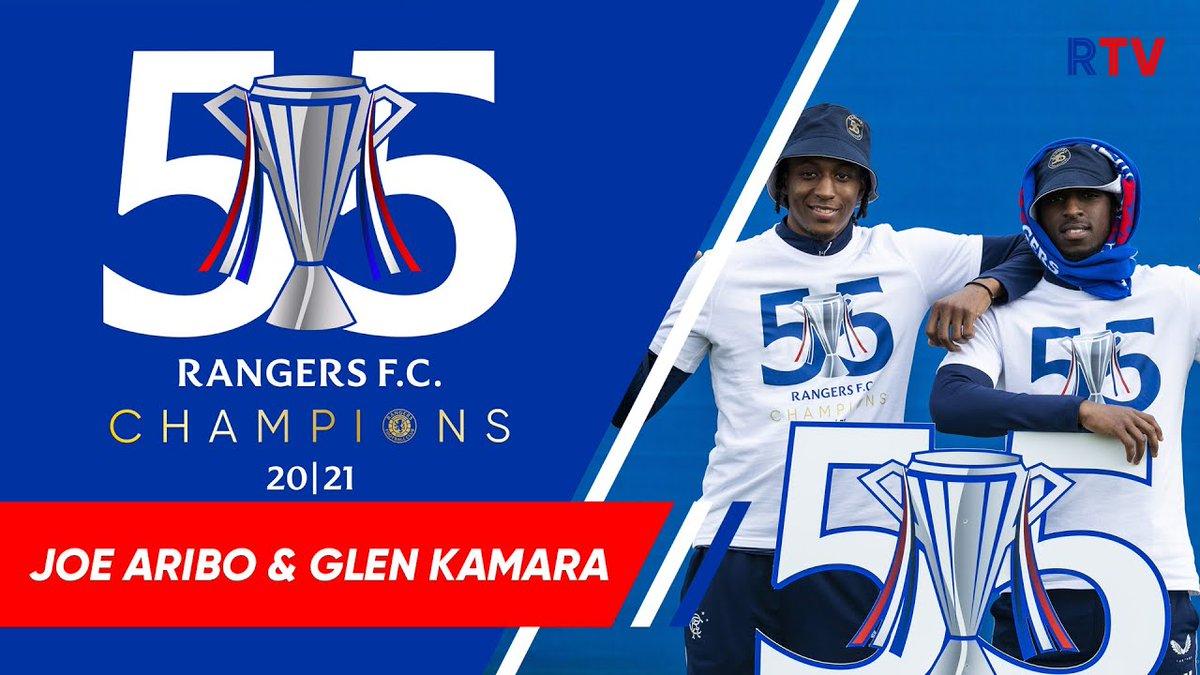 @RangersFC's photo on Kamara