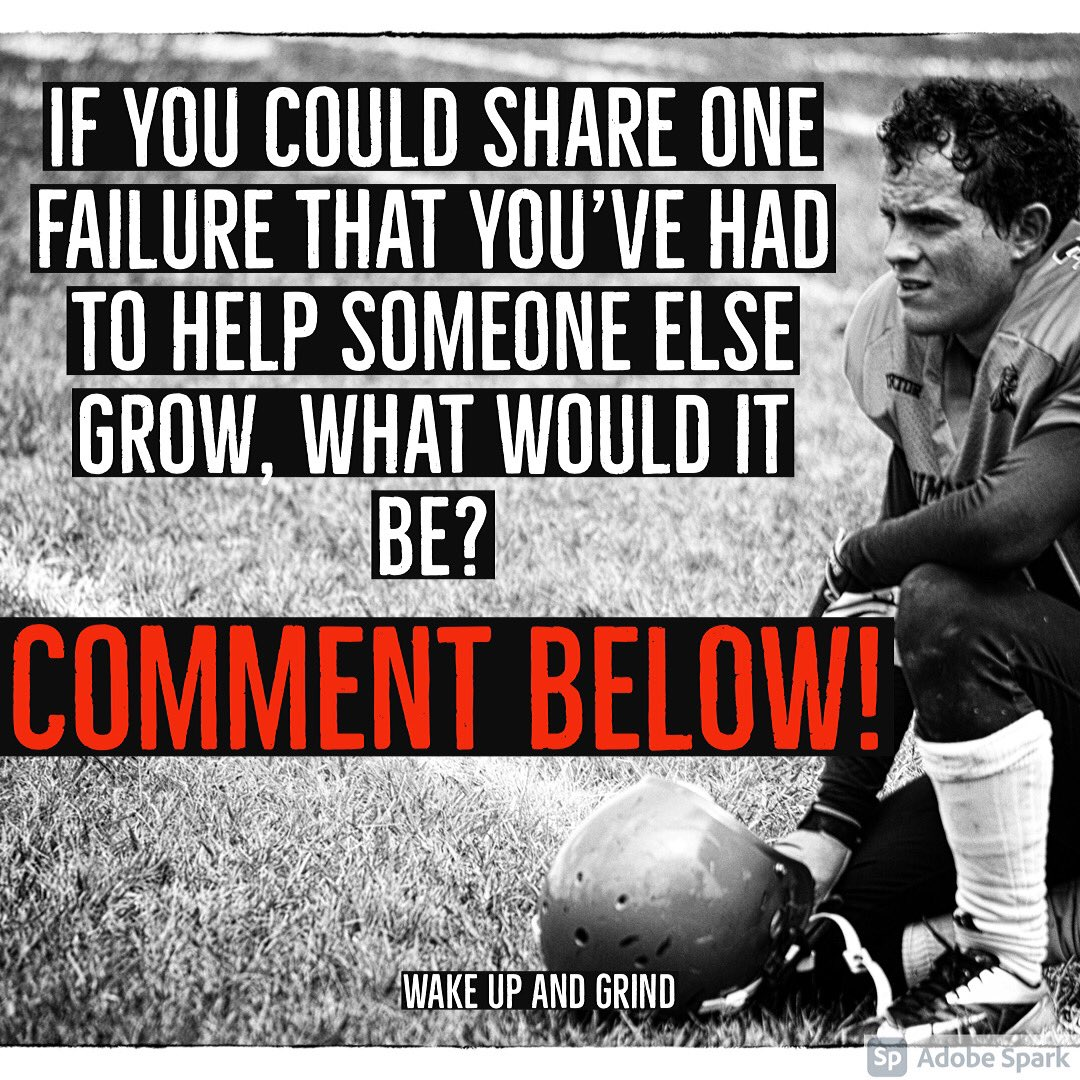 Let's discuss! #Motivation #Motivated #MotivationalQuotes #failure #fail #faillearnwin #leadership #goals #GoalOfTheDay #Leaders #ableg #bodypositive #ChooseToChallenge #inspire #affirmation #failarmy #GoalGuesser #Aquaman #Coming2America #AMC #inspirational