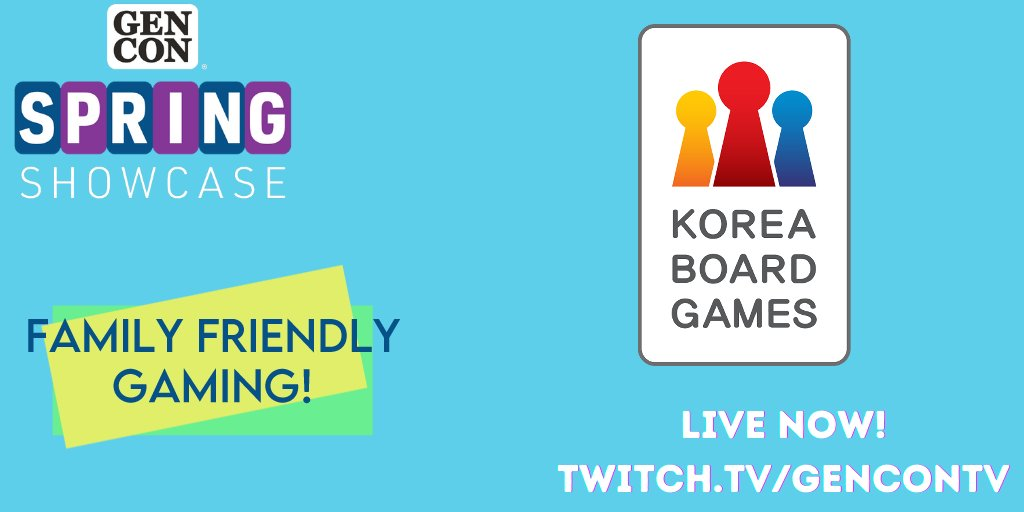 test Twitter Media - Our pal @RuelGaviola is back at it this afternoon with some family friendly games from @koreaboardgames! Join us at https://t.co/8dkTm8DNSf to check it out! https://t.co/C3iSwFhDEp
