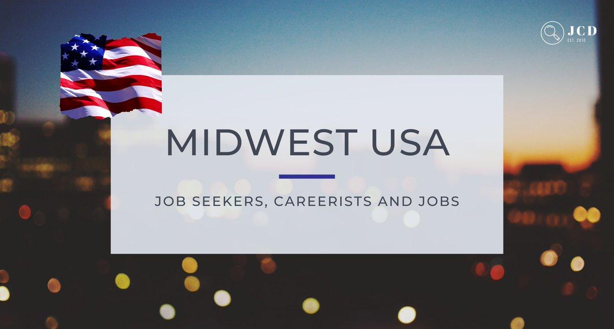 GET FOUND & GET HIRED. Join JCD MIDWEST USA #LinkedIn Group:   #JobSeekers #Careerists #Jobs #Careers #JobSearch #JobHunting #GetHired #Illinois #Indiana #Iowa #Kansas #Michigan #Minnesota #Missouri #Nebraska #NorthDakota #Ohio #SouthDakota #Wisconsin.