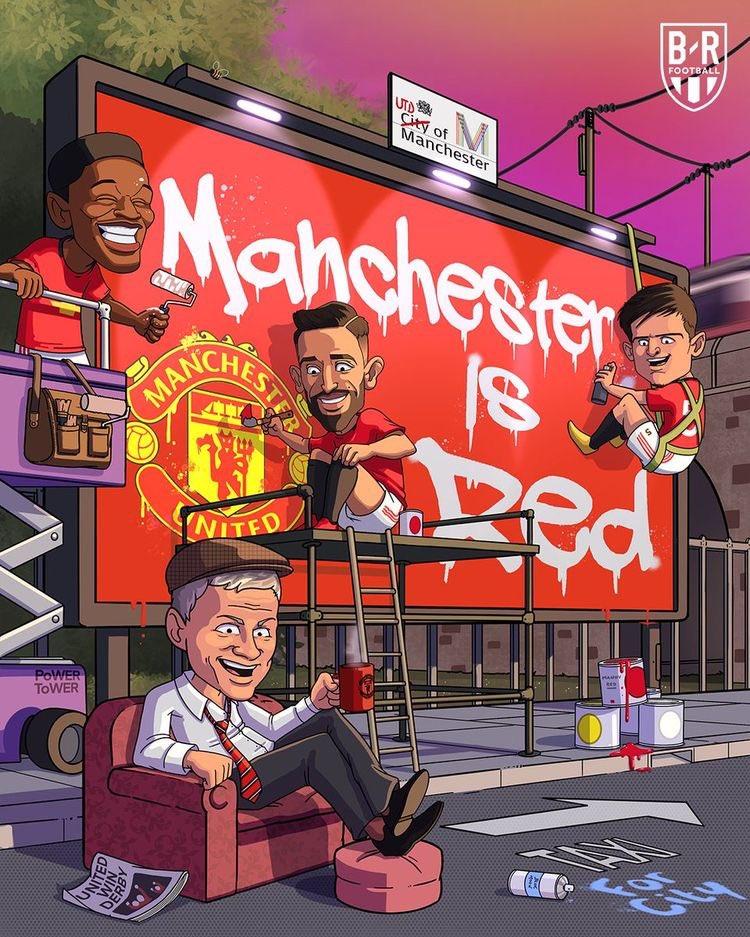 #ManchesterDerby