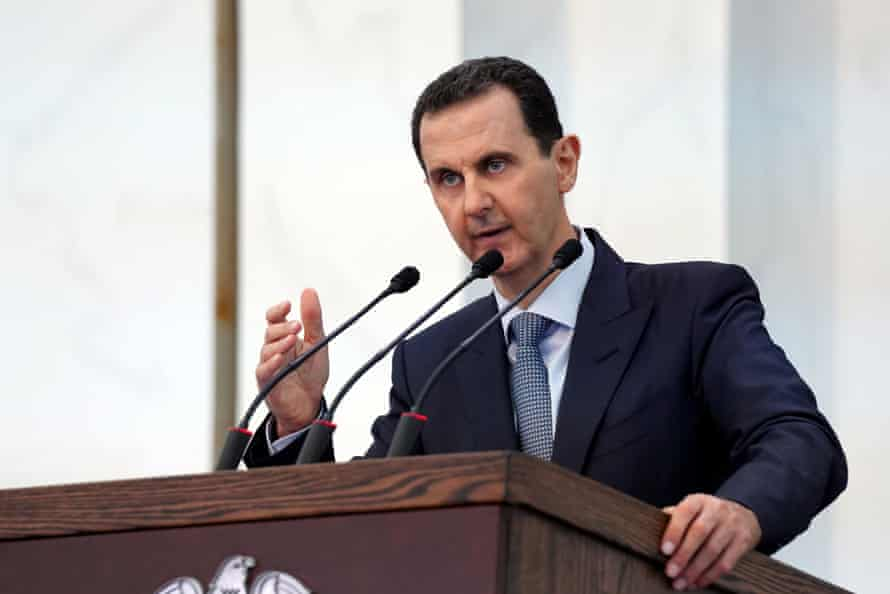 """As Russia & China block International Criminal Court jurisdiction over Syria, the impunity enjoyed by the Assad government has led to ~200K civilians killed including tens of thousands """"disappeared"""" and thousands subjected to torture & death in detention. https://t.co/VvxQvdM37E https://t.co/izhZ9WR8d7"""