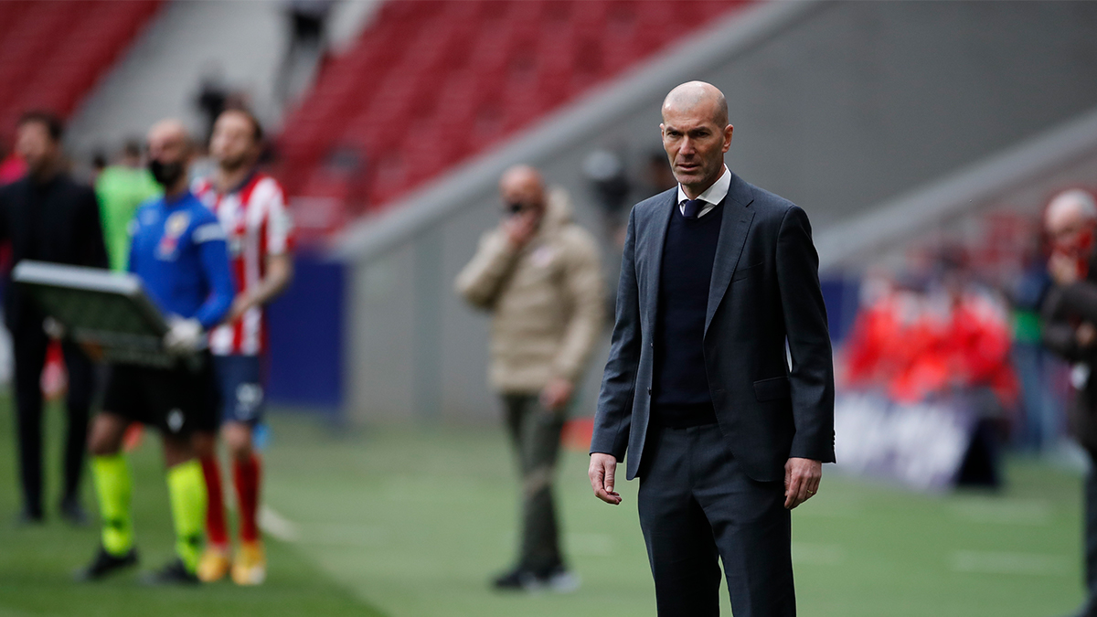 👔 Zidane draws level with Del Bosque in second spot in standings for games managed! #HalaMadrid