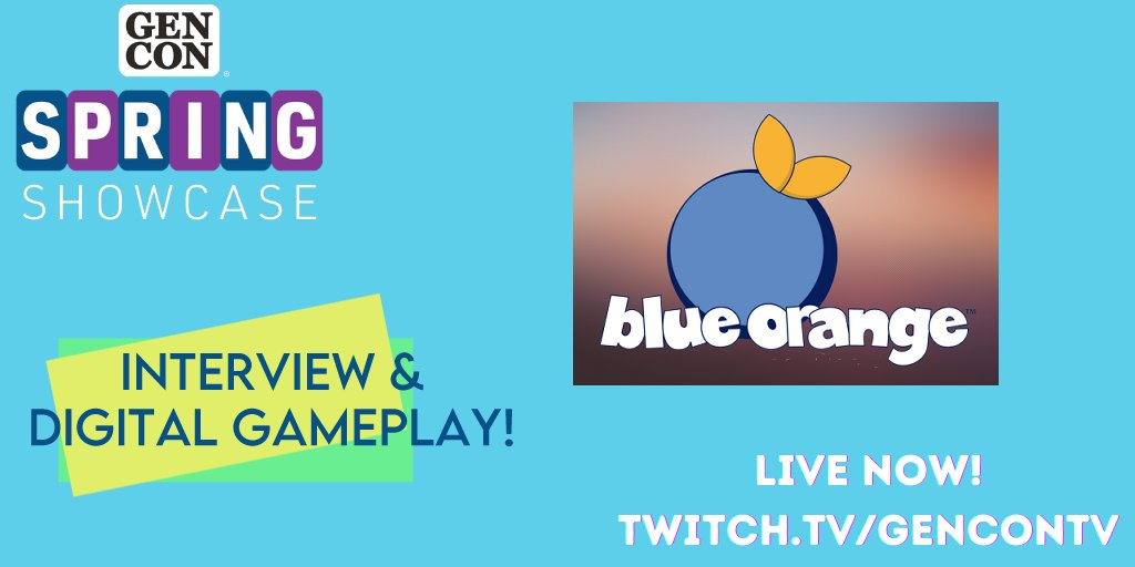 test Twitter Media - Our friends @PaulaDeming and @matthew_jude_ are back to play some digital games and interview @BlueOrangeGames! Come check it out on https://t.co/8dkTm8DNSf! https://t.co/oFKTwP4hgM