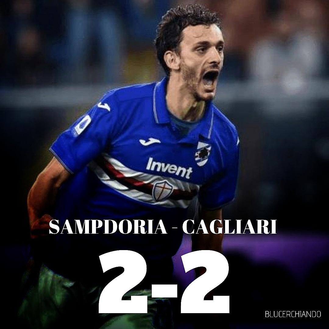 #SampCagliari