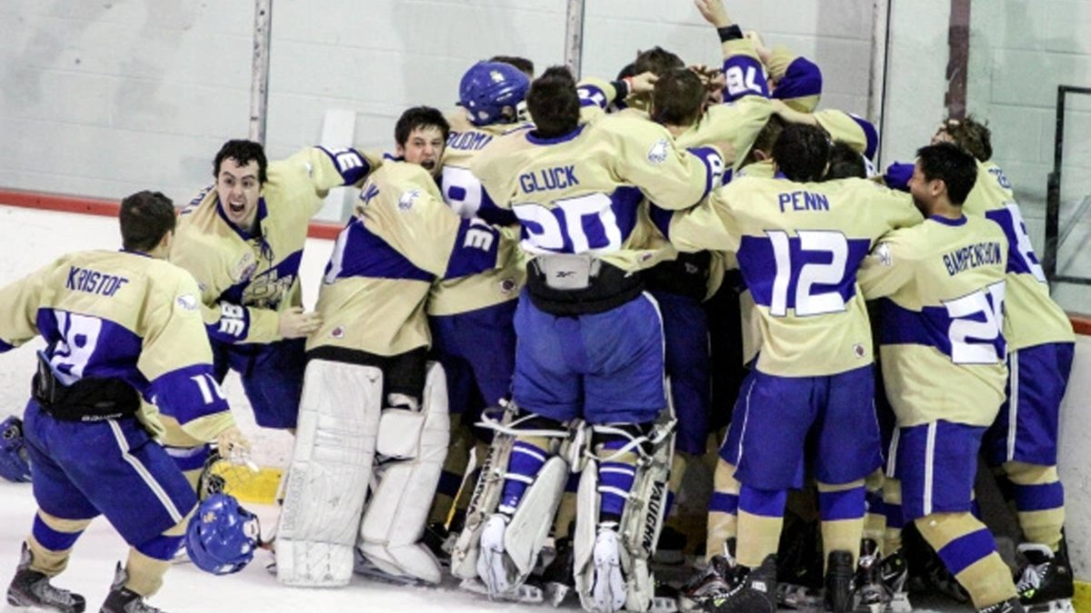 Championship Sunday - There are several teams around the country looking to become state champions and punch their ticket to the Chipotle USA Hockey High School Nationals - will you be one of those teams?  Let us know.  #HSNationalsOmaha #ChampionshipSunday