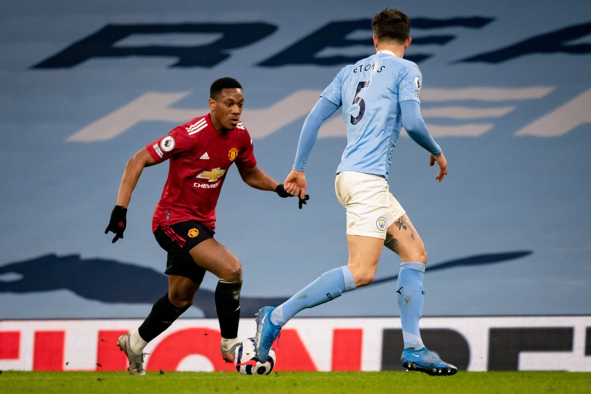 Outstanding today, Anto 👏  🔴 #MUFC #️⃣ #MCIMUN