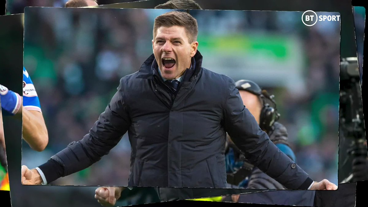 A decade-long journey for @RangersFC. A lifelong obsession for their manager.  Steven Gerrard has delivered what he set out to achieve in Glasgow. A winning Rangers! 🏆  A sleeping giant has been awakened. 𝟱𝟱 and counting...