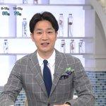 シン・エヴァンゲリオン劇場版の公開日に…NHKあさイチ森田洋平アナウンサーのポケットチーフがエヴァとANNASUIコラボだった!