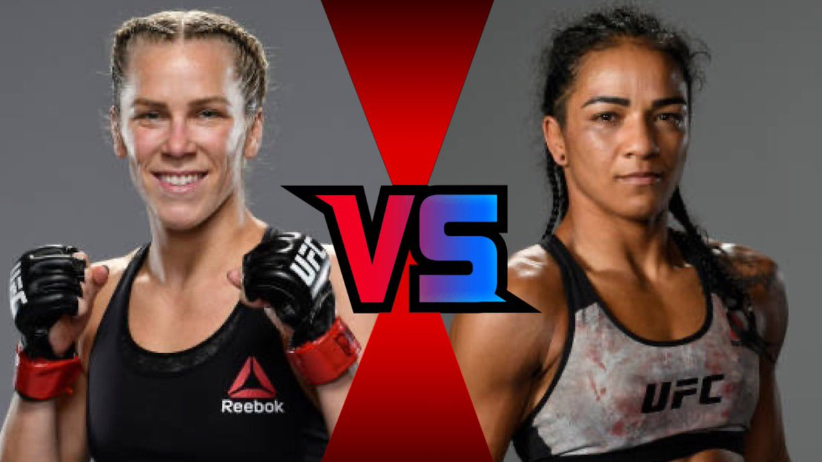 Katlyn Chookagian vs Viviane Araujo targeted for UFC May 15th  via @YouTube #WMMA #MMA #UFC