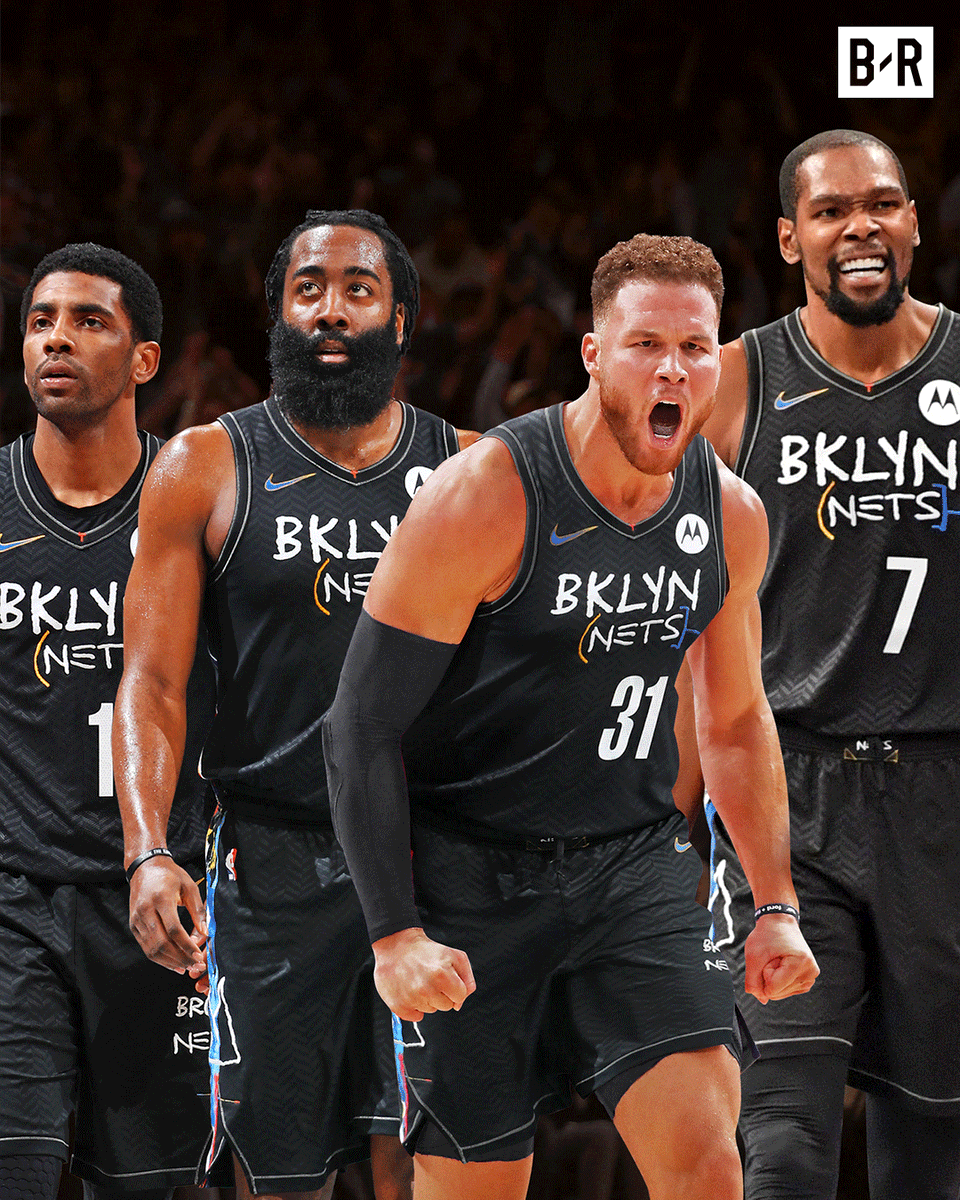 """Bleacher Report on Twitter: """"Breaking: Blake Griffin is expected to sign  with the Nets, per @ShamsCharania… """""""