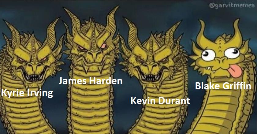 The 2021 Brooklyn Nets
