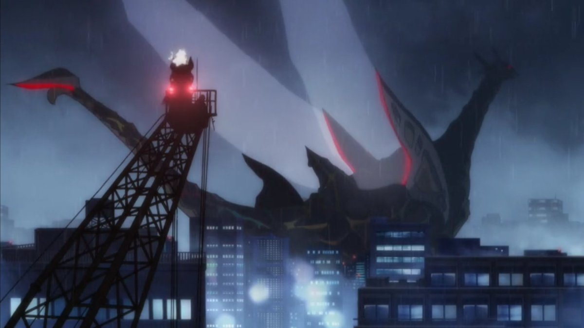 Where is Gridman??  Catch an All New #SSSSGridman  Next Saturday Night @ 2:30AM. Only #Toonami, On AdultSwim