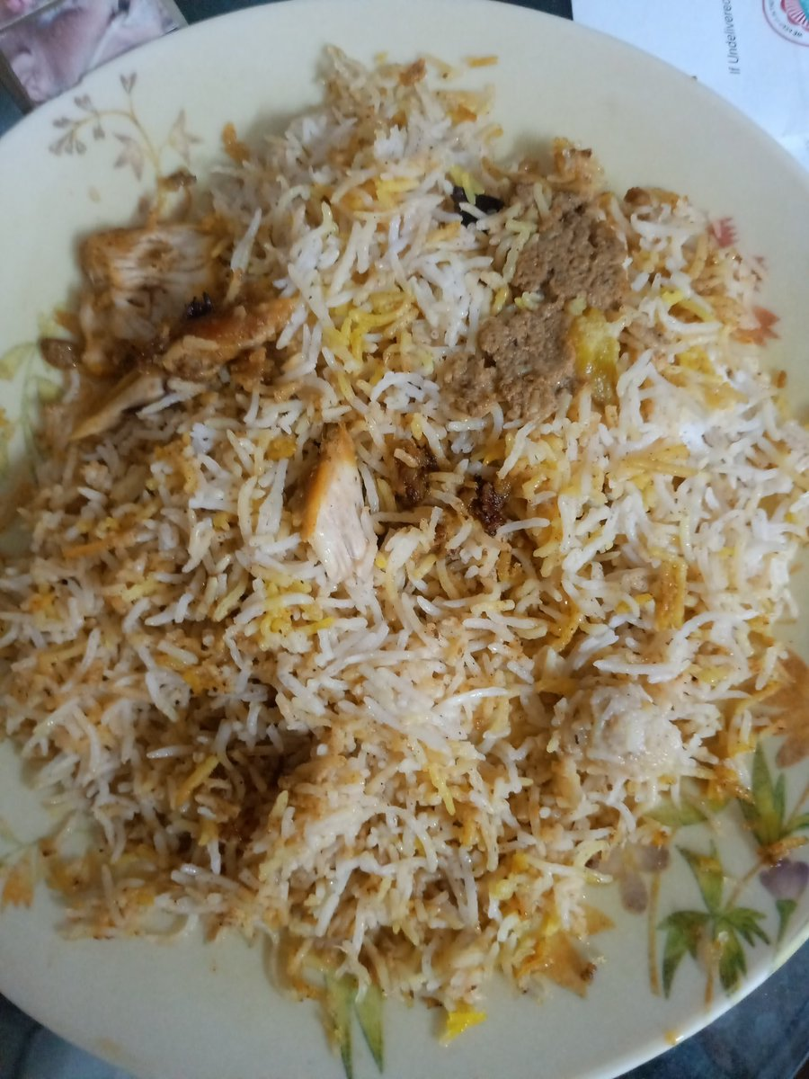 Awful @zomato @zomatocare @zomatoin very very bad. You have sent me food that has made all my family members sick. Loose motion plus vomit. The biriyani was probably a couple of days old. Such awful. Bad food. Ban fraud and fake apps like #Zomato #ban #food #badfood #refund