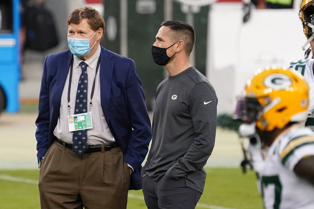 """Going """"All-In"""" - Some Objective Criteria  #Packers #GoPackGo"""