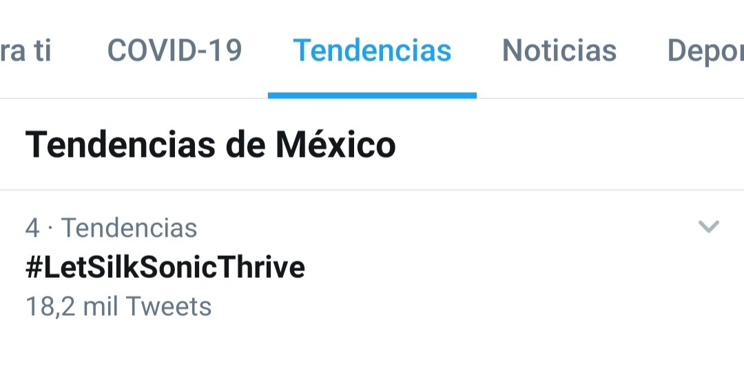 Mexico is here!! @BrunoMars @AndersonPaak @RecordingAcad We're gonna do this! #LetSilkSonicThrive