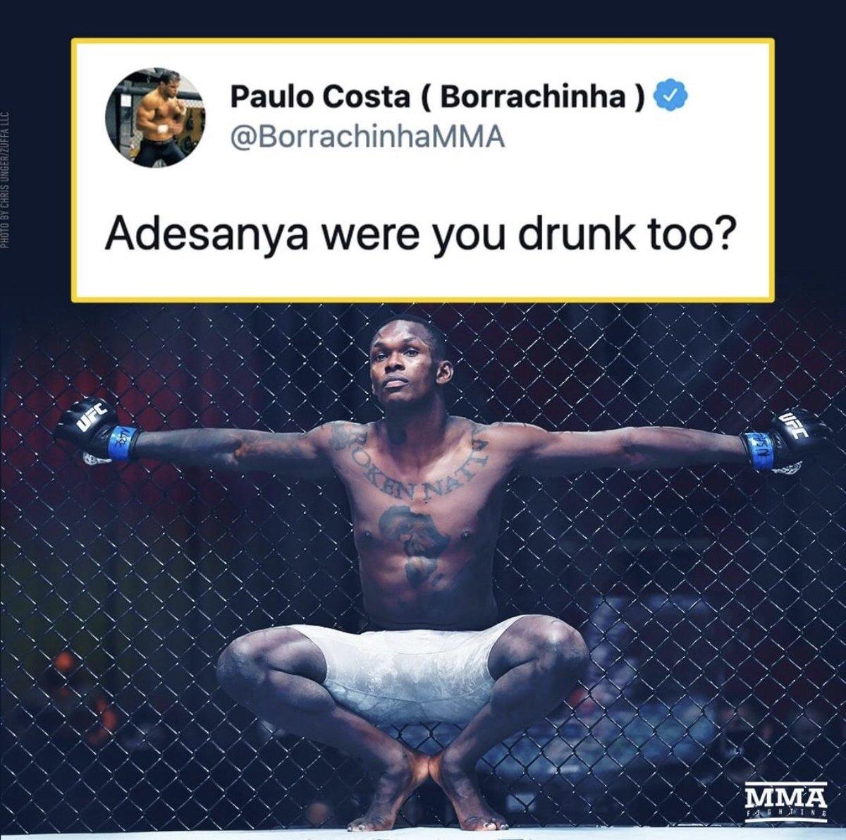 What MotherFuc**r 🤣🤣🤣🤣  #UFC #combat #combatsports #nigeria #lagos #israeladesanya #blachowicz #poland #ufc259#adesanya #ko #fight #baston #martialart #boxing #mma #afrique #janblachowicz #warrior #warsaw #warszawa #africa #PauloCosta #wine #drunk