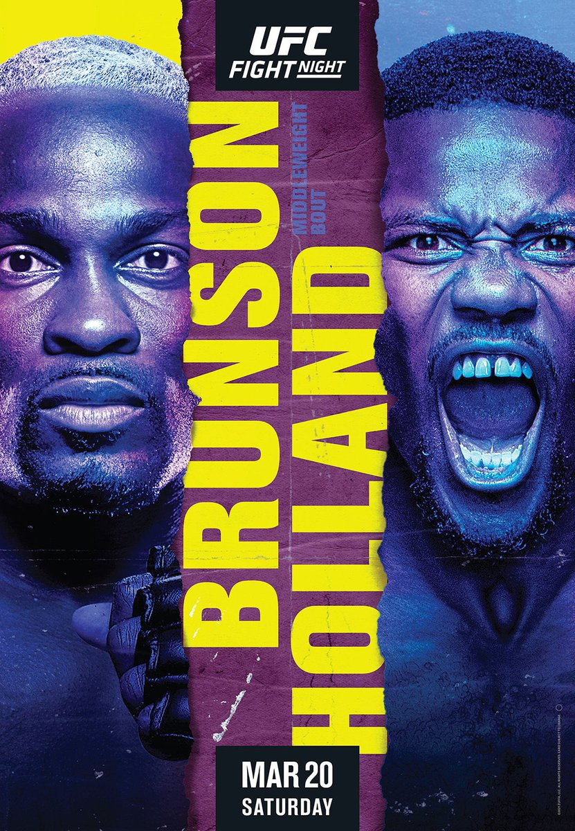UFC On ESPN 21: Brunson Vs. Holland. #TheActionReturns #THRPodcastNetwork #Action #ActionMovies #ActionFilms #ActionTV #ActionSeries #ActionMoviePodcast #UFC #UFCOnESPN21 #UFCFightNight #UFCVegas22 #ESPN #ESPNPlus #MMA