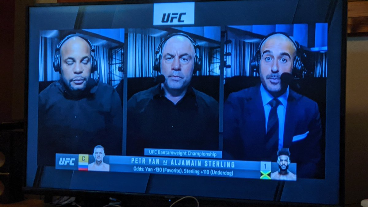 @danawhite please, this is the dream team. Please get these guys together every chance you get. #UFC #MMA #Champions