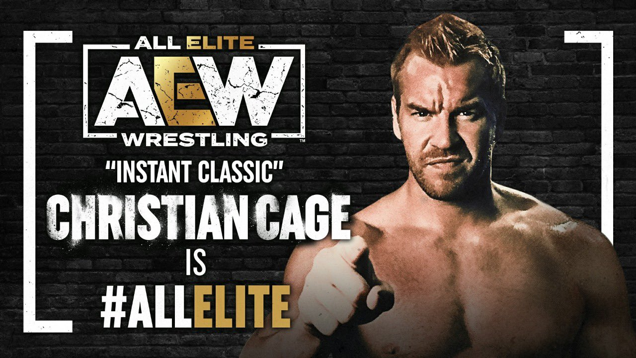 Big Signing Revealed At AEW Revolution