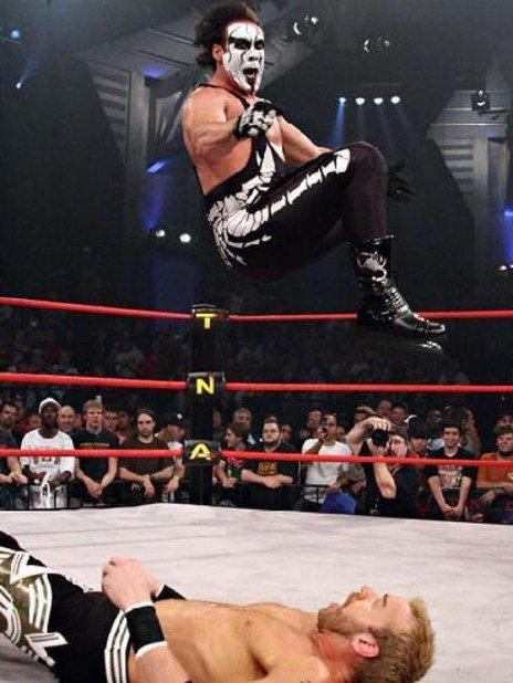Next week on #AEWDynamite  #Sting #Christian #ChristianCage #AEWRevolution #AEW #TNA #ImpactWrestling #wrestling #WrestlingCommunity