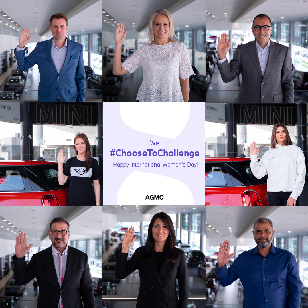 Contrary to popular stereotypes, some of AGMC's top-performing employees are women. We #ChoosetoChallenge all those believing women shouldn't be in the automotive industry. What do you choose to challenge? Let us know in the comments ⬇️  . #IWD2021 #IWD #BMWAGMC