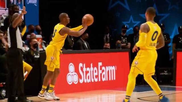 @NBA's photo on Curry