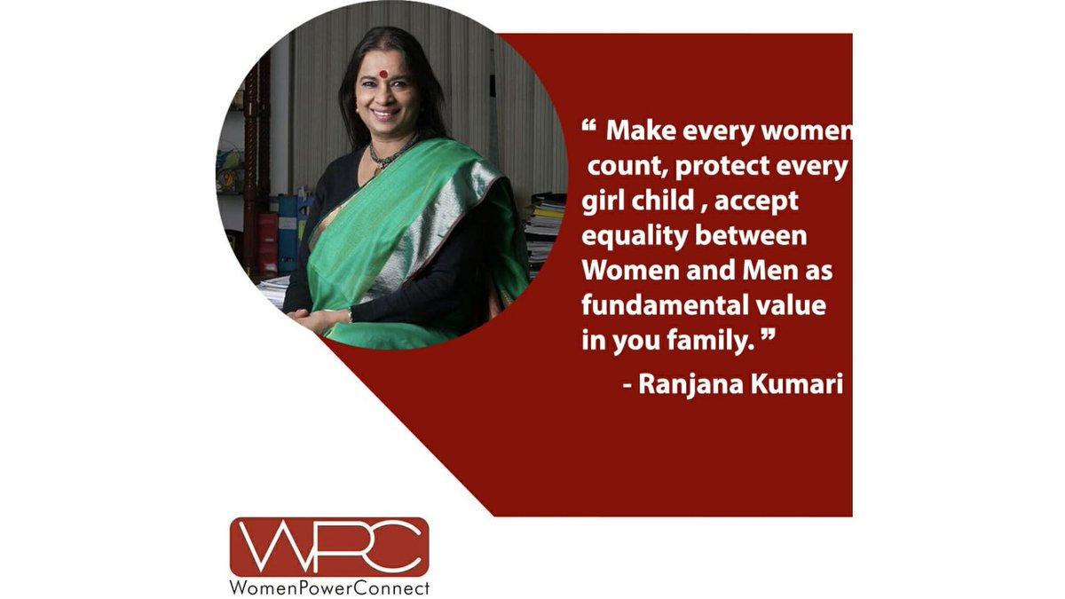 Message from our Chairperson on #IWD2021! @ranjanakumari  #InternationalWomensDay https://t.co/2bravPEiiM