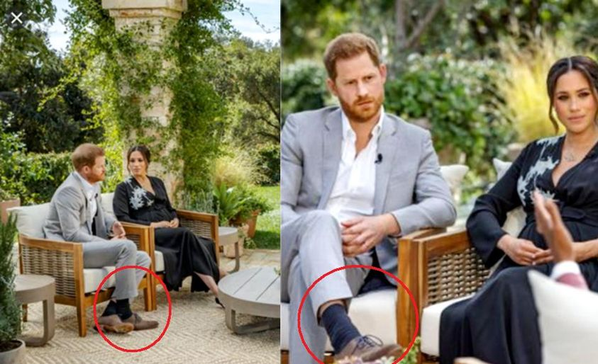 #HarryandMeghanonOprah