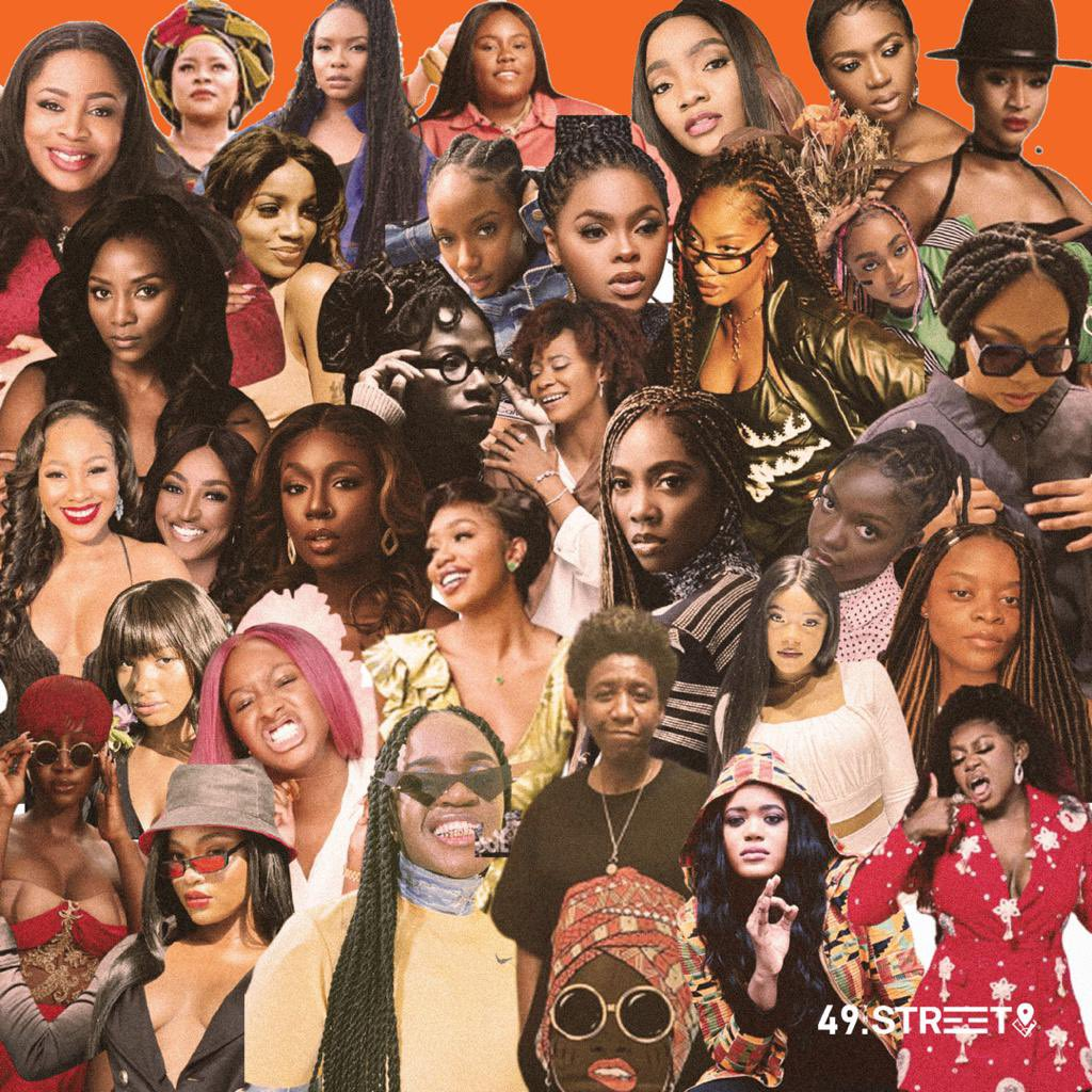 - Our industry has been blessed with so many talented women. Today being international women's day, we specially appreciate all women who have contributed to our industry immensely 🧡🧡 #InternationalWomensDay
