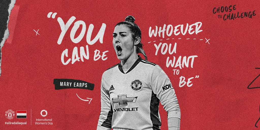 Manchester United - IWD - women