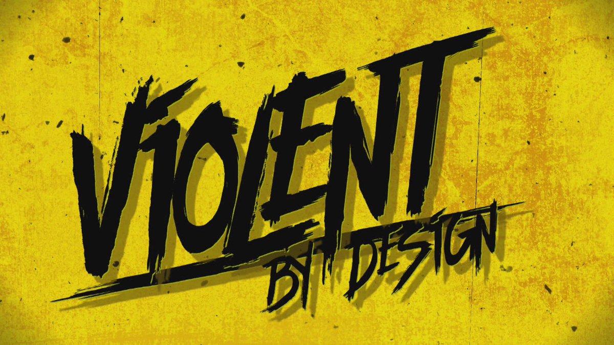 #RingRust via @ImpactWrestling... #ViolentByDesign Theme Song & Entrance Video @TheEricYoung @CodyDeaner @BigJoeDoering #ImpactOnAXStv #ImpactOnGAMEtv #Heath4Impact