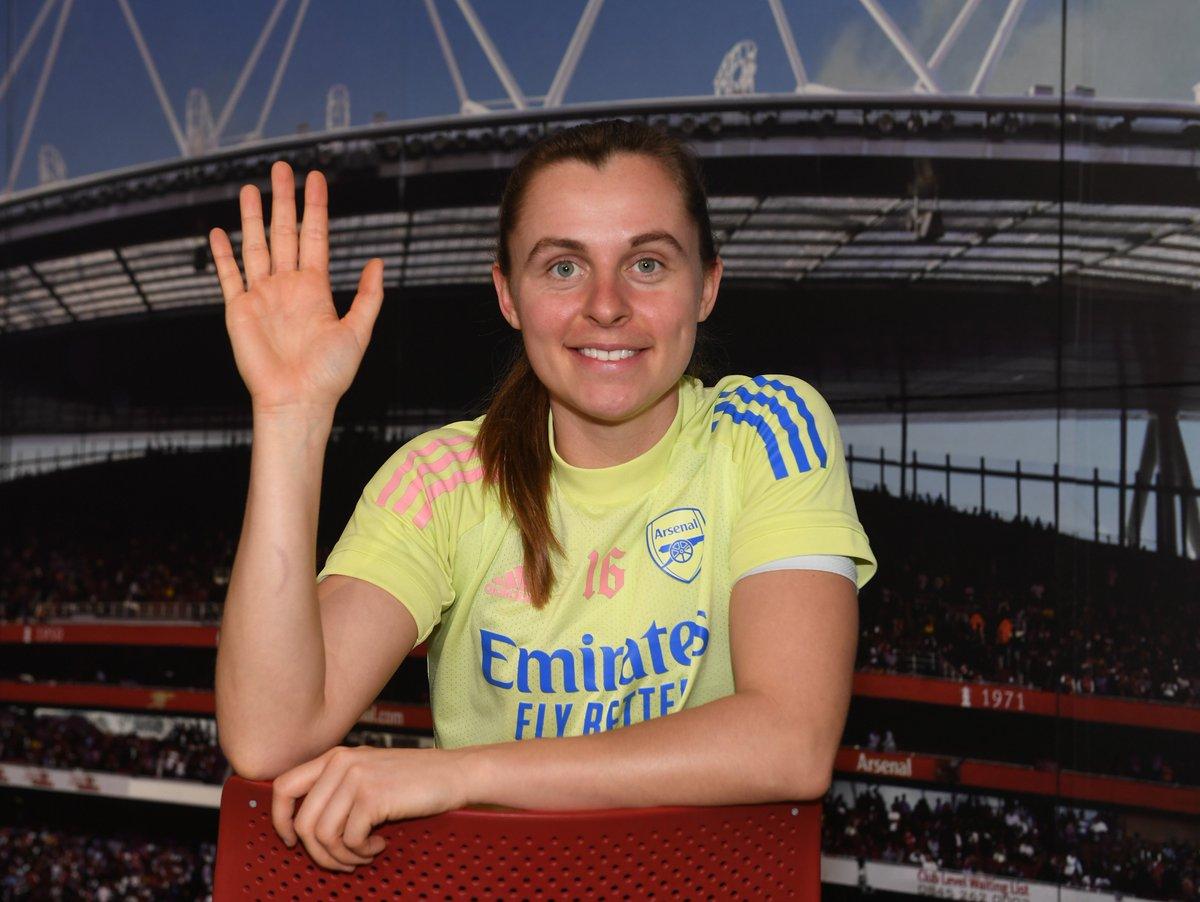 Arsenal International Women's Day