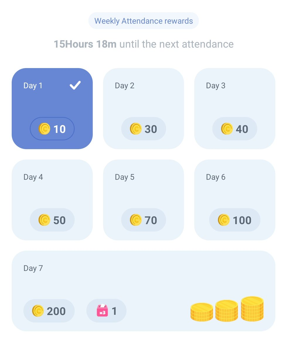 ✅ ATTENDANCE CHECK  STAYs❕❕ Don't forget to check your attendance on Fanplus to get COINS. It can be use to exchange VOTES later on after you collected enough coins.  It also gives you 3x BOOSTER pack. Create more account if you can!  @Stray_Kids #StrayKids #스트레이키즈