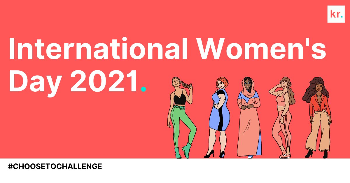 Today is International Women's Day, celebrating Women's achievements all around the world and raising awareness on this year's theme – #IChooseToChallenge   Here's to all of the courageous, empowering and amazing women! 💫  #internationalwomensday #genderequality