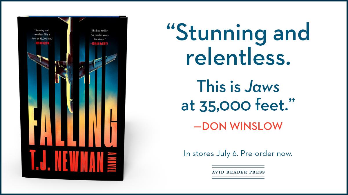 Don Winslow (@donwinslow) on Twitter photo 2021-03-08 09:38:34