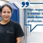 Image for the Tweet beginning: On International Women's Day, we