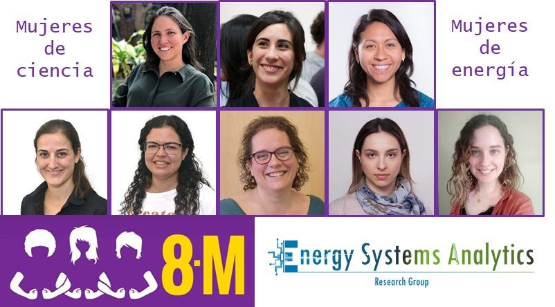 A @IREC_Energia tenim gran equips de recerca i tecnològics que treballen per la paritat de gènere.   Perquè això sigui la norma i no l'excepció, visibilitzem-les!   #DonesCiènciaCAT #DonesiCiència #womeninSTEM #8M @iCERCA