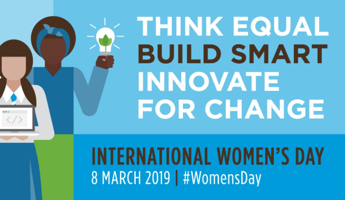 March 8th is #InternationalWomensDay celebrating the social, economic, cultural and political achievements of women. A call to action for accelerating gender parity. #IWD2021 #WildcatPride  #ChooseToChallenge A challenged world is an alert world.