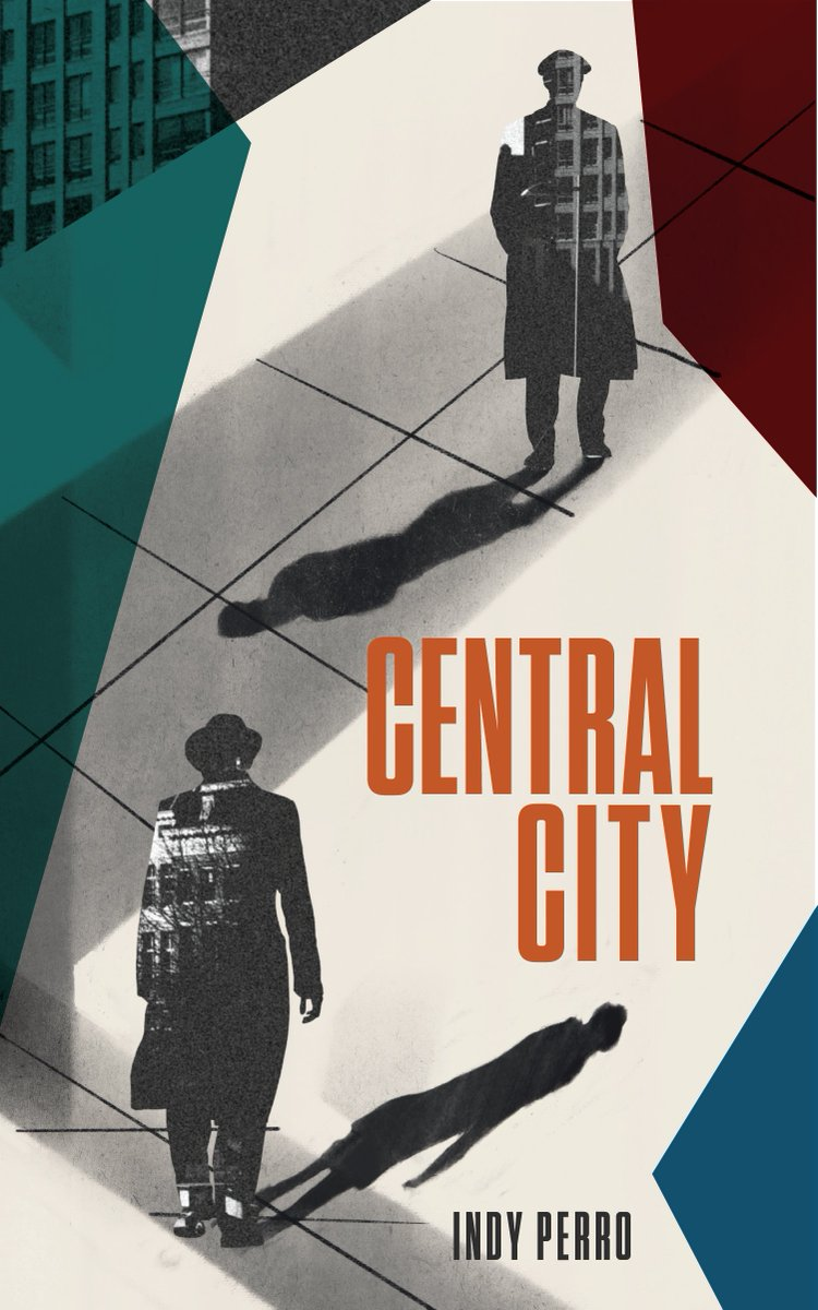 """""""Not far into reading Central City, the term film noir came to mind and didn't leave once throughout the remainder of the book."""" --Joshua, Amazon Reviewer #books #readingcommunity"""