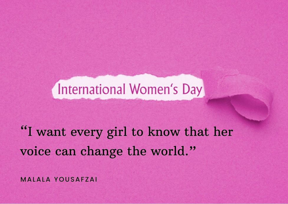 A woman who realizes her worth is unstoppable. ♀💪🌟  #InternationalWomensDay #IWD2021 #IWD #MondayMotivation #findyourvoice #knowyourworth #speakyourtruth #girlpower #womenpower #equality #bethechange #journeytobeyou
