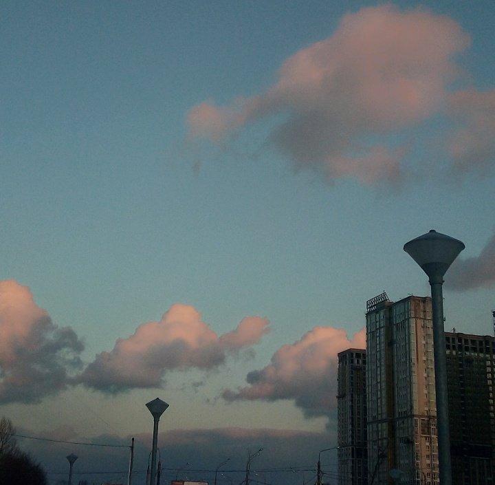 ma city, ma city.  #sky