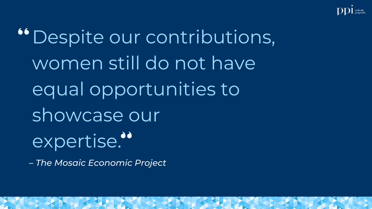 Where are the Women in Congressional Testimony? We are Here!! Mosaic Economic Project Open Letter to Congress. Retweet!- #IWD2021 #diversity #women #economics #technology https://t.co/cWmlNHhIa9 https://t.co/OlhZeysurk