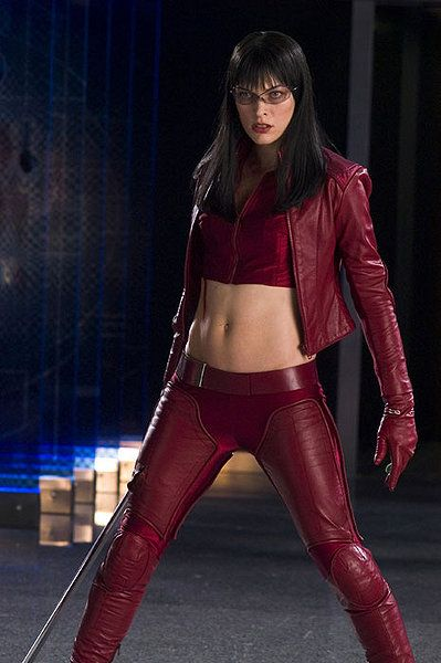 """American actress """"Milla Jovovich"""" wore this red costume in the movie """"Ultraviolet"""". Checkout from:   #fashionblogger #movies #Trending #TrendingNow #InternationalWomensDay #AbolishTheMonarchy #BackToSchool #MondayMotivation #MondayVibes #MondayMorning"""