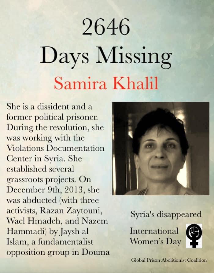 #InternationalWomensDay #internationalevrouwendag #WomensDay #Syria https://t.co/UnyNzbKro6