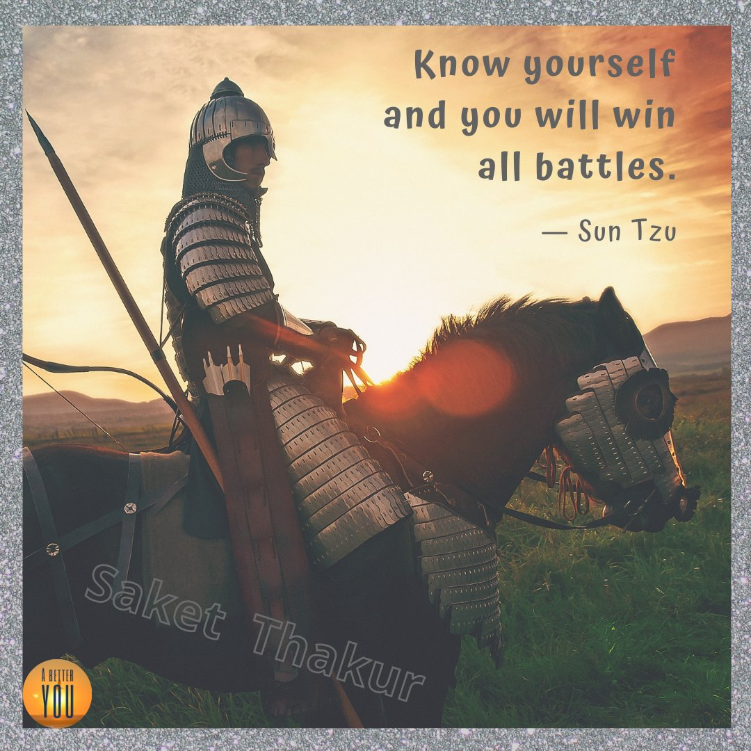 First, look within to figure out what #YOU want from your life. Next, live your life in tune with your #innerself.  ― Follow👉 @saketthakurABY  #MondayMood #MondayVibes #MondayMotivation #Warriors #horse #motivationnation #motivationquote #inspiring #inspired #inspiration